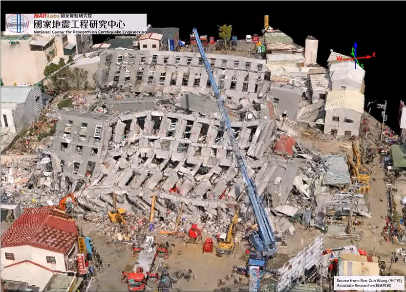 Applications Of Advanced Technology For Earthquake Damage Mitigation
