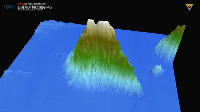 傳奇海山。