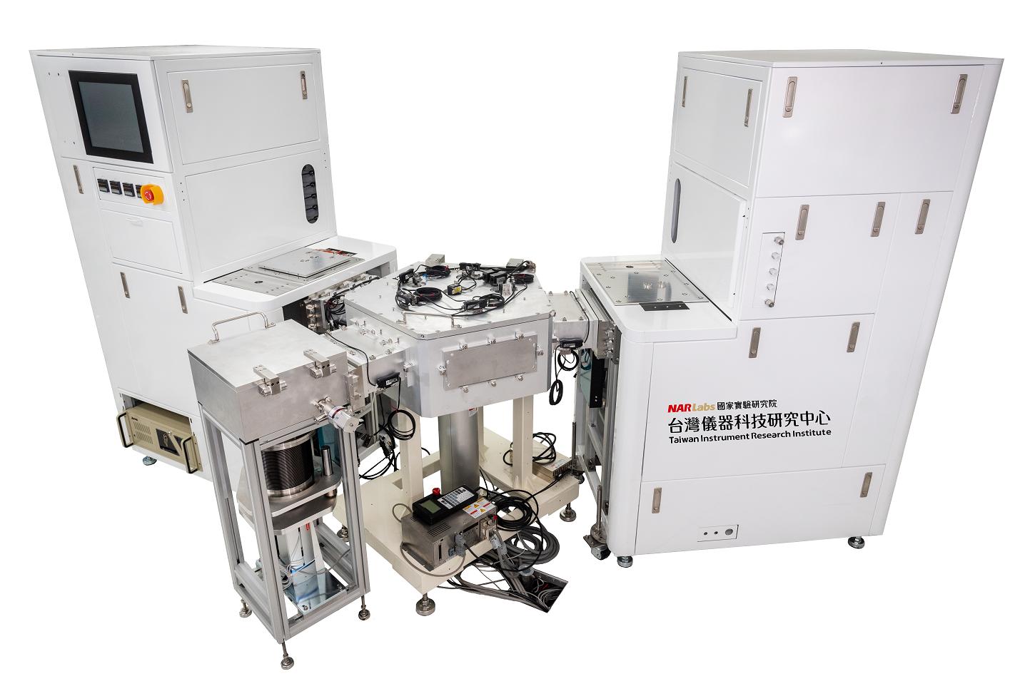 TIRI unveils 12-inch Cluster ALD Advanced Equipment.