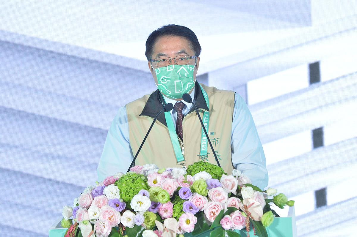 臺南市長黃偉哲致詞